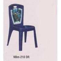 Kursi Plastik Napolly NBm-210 DR 1