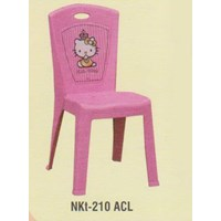 Kursi Plastik Napolly NKt-210 ACL 1