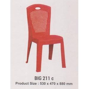 Kursi Plastik Napolly BIG 211 c