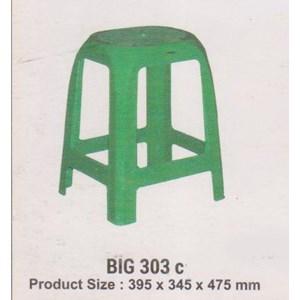 Kursi Plastik Napolly BIG 303 c