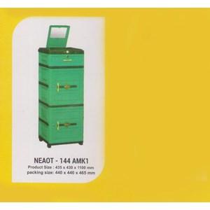 Lemari Plastik Napolly NEAOT - 144 AMK1