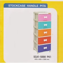 Lemari Plastik Napolly SCA1-5000 PK1