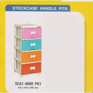 Lemari Plastik Napolly SCA1-4000 PK1