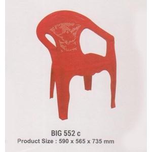 Kursi Plastik Napolly BIG 552 c