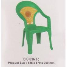Kursi Plastik Napolly BIG 636 Tc