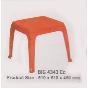 Meja Plastik Napolly BIG 4343 Cc