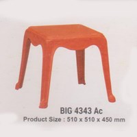 Jual Meja Plastik Napolly BIG 4343 Ac