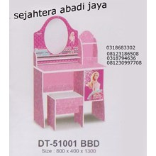 Meja Anak / Meja Belajar Apanel DT-51001BD