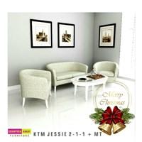 kursi restoran putih 1