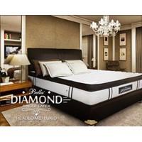 perabotan tempat tidur diamond single latex 1