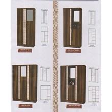 perabotan lemari melody 2 pintu dan 3 pintu