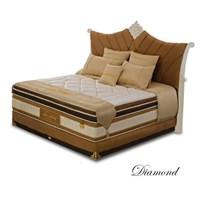 perabotan kamar tidur spring air diamod