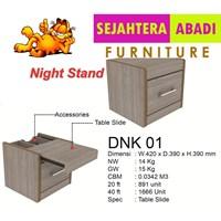 Jual perabotan kantor night stand 01