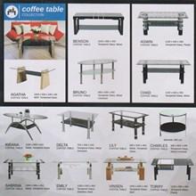 perabotan  Meja Ruang Keluarga
