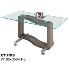 Meja Ruang Keluarga kaca siantano