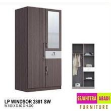 lemari pakaian LP WINDSOR 2881 SW