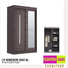lemari pakaiana LP WINDSOR 2883 SL