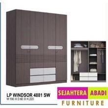 lemari pakaian LP WINDSOR 4881 SW