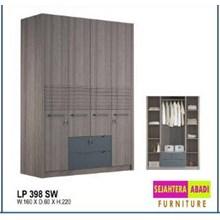 lemari pakaian LP 398 SW