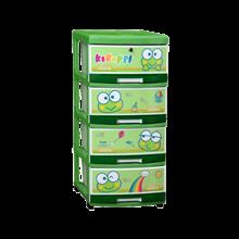 lemari plastik pakaian Stockcase Karakter SFC2-4000 KREC
