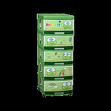 lemari plastik pakaian Stockcase Karakter SFC2-5000 KREC