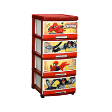 lemari plastik pakaian Stockcase Karakter SFC2-4000 SPGC