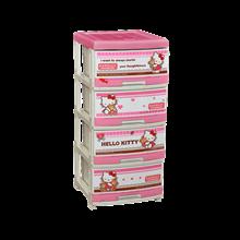 lemari plastik pakaian Stockcase Karakter SFC2-4000 HKBF