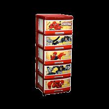 lemari plastik pakaian napolly Stockcase Karakter SFC2-5000 SPGC