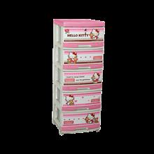 lemari plastik pakaian napolly Stockcase Karakter SFC2-5000 HKBF