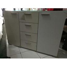 lemari arsip Big sale sideboard kondisi kondisi 80%