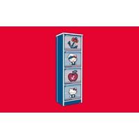 lemari pakaian 4 susun  HK - LB4 - SL APEL 1