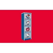 lemari pakaian 4 susun  HK - LB4 - SL APEL