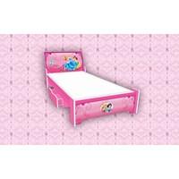 tempat tidur hello kitty apanel BP-90-PCS 1