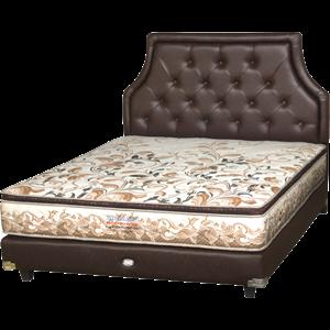 tempat tidur bigland King Pocket Plus Top latex
