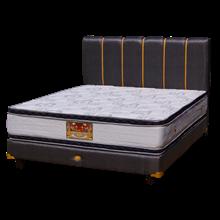 tempat tidur bigland silver double plus top