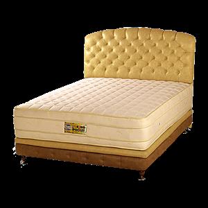tempat tidur bigland Double Pocket Latex