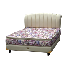 tempat tidur bigland King Pocket Pillow Top Florist