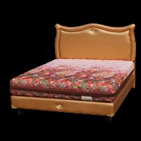 tempat tidur bigland Silver Flower 1