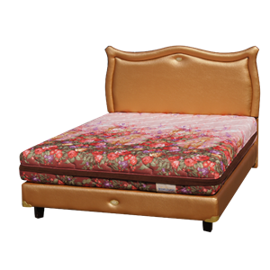 tempat tidur bigland Silver Flower