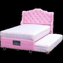 tempat tidur bigland Twin Bed Lovely Spring Latex Sandaran Belgium
