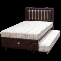 tempat tidur bigland Twin Bed Yunani Salur Sand. Matisse Full Oscar) 1