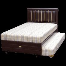 tempat tidur bigland Twin Bed Yunani Salur Sand. Matisse Full Oscar)