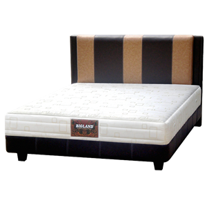 tempat tidur bigland Bed Set Reguler Sand. 720
