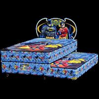 tempat tidur bigland Batman and Robin Twin Bed 1