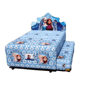 tempat tidur bigland Twin Frozen