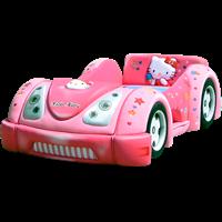 tempat tidur bigland Bed Car Hello Kitty (Baggage Series) 1