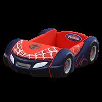 tempat tidur bigland Bed Car New Spiderman Classic Sport (Baggage Series) 1