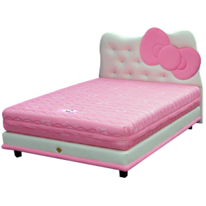 tempat tidur bigland Hello Kitty Pocket Spring