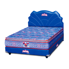 tempat tidur bigland SPIDERMAN ULTIMATE PILLOWTOP