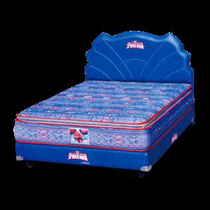tempat tidur bigland SPIDERMAN ULTIMATE PILLOWTOP